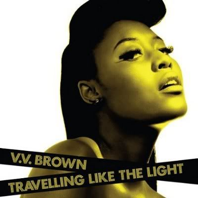 Get VV Brown's 'Traveling Like the Light' + Free Download of 'Shark in the Water'