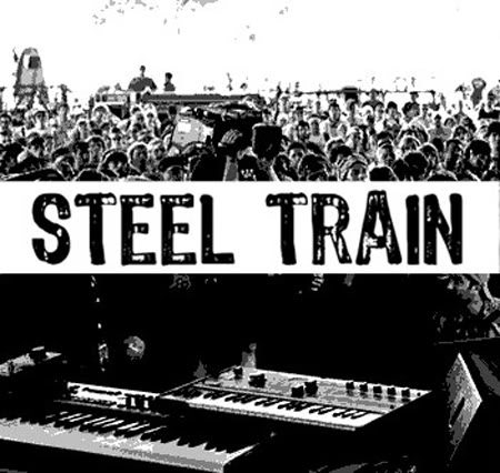 steel train is here