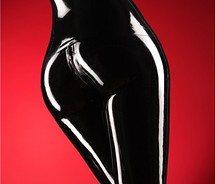 rubber woman