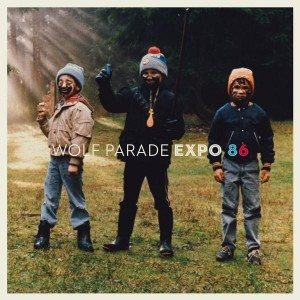 WOLF PARADE summon that GHOST of peer PRESSURE… to dance!