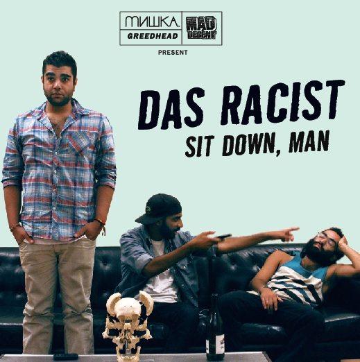 das racist - sitdownman