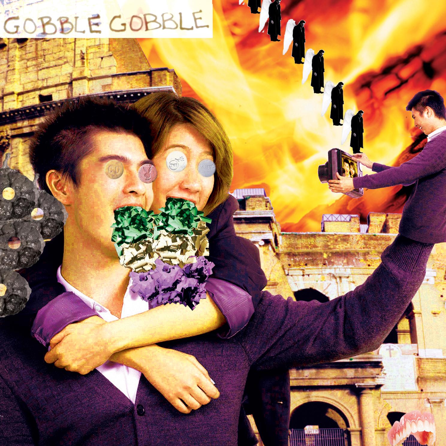 Cover-GOBBLE_GOBBLE-Boring_Horror