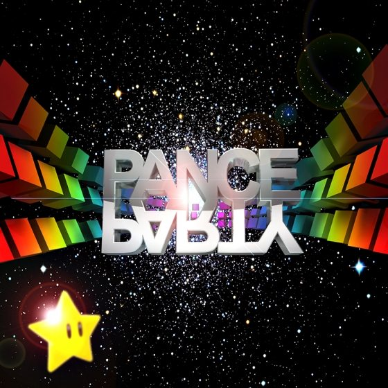 Pance Party Rainbow_Road_EP_Image