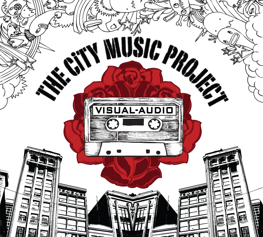 Visual-Audio FRONT COVER