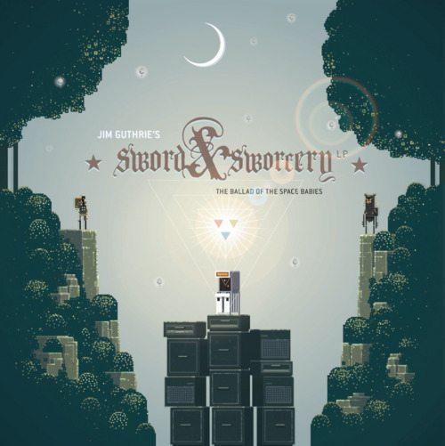 Jim Guthrie - Sword & Sworcery LP