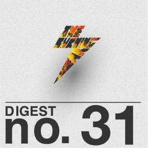 Brandon's TBE Digest 31 – [12.11.2011] New Jams, Remixes, & Covers!
