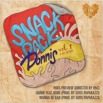 Donnis - Snack Pack