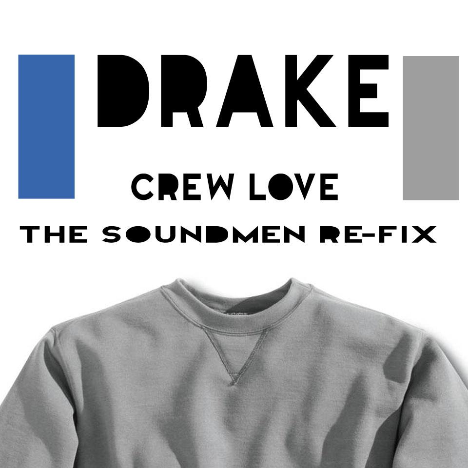 rake Crew Love Soundmen