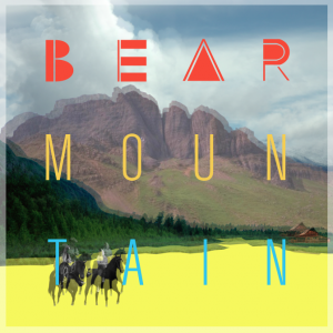 """[LP/COVER] Bear Mountain – LIVE AT THE CHINA CLOUD (w/ """"Sing"""" & """"Take Me Home"""" Germany Germany cover)"""