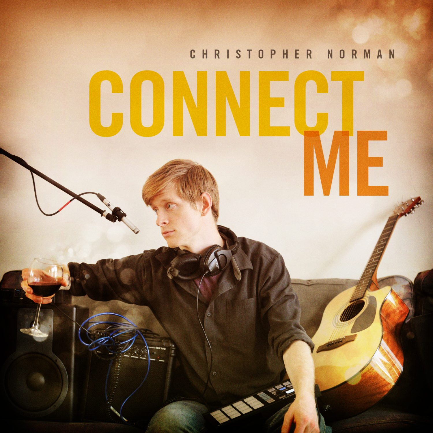 Christopher Norman - Connect Me