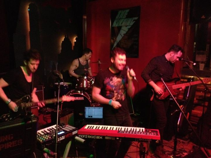 Young Empires LIVE