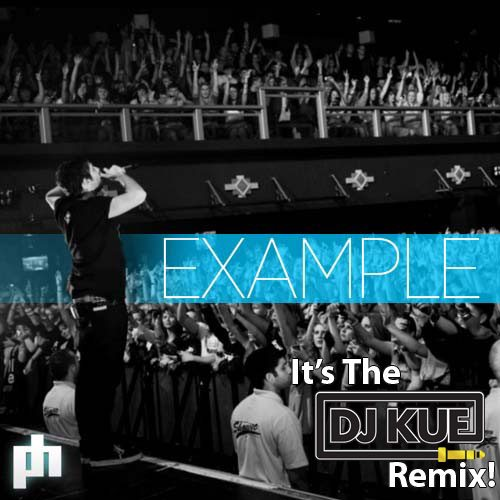 Example - Changed The Way You Kiss Me (It's The DJ Kue Remix!)