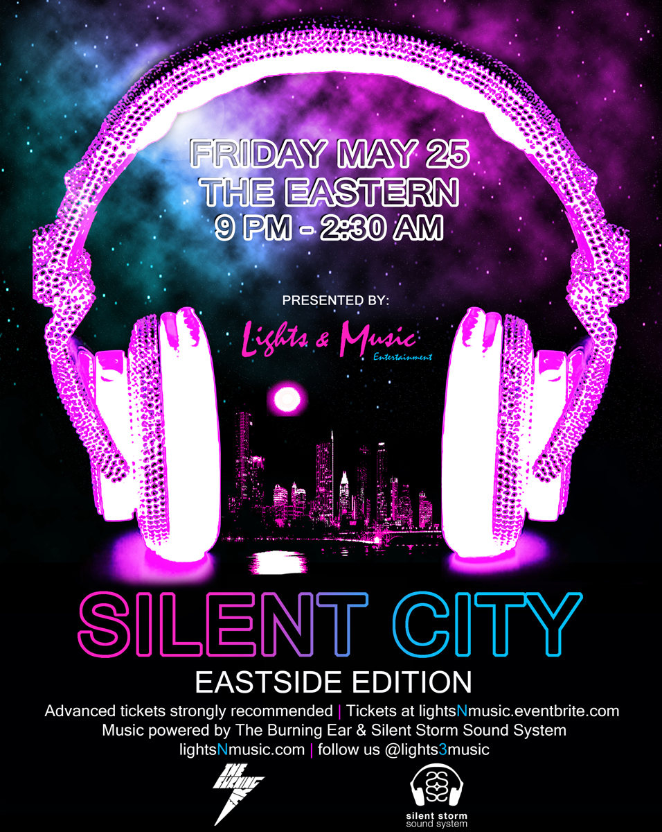 "Silent City ""Eastside Edition"""