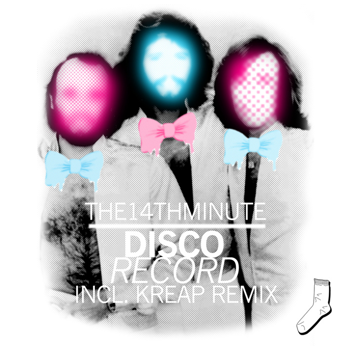The 14th Minute - Disco Record - Single Release