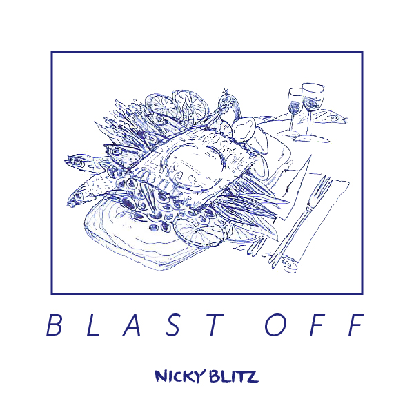 Nicky Blitz - Blast Off