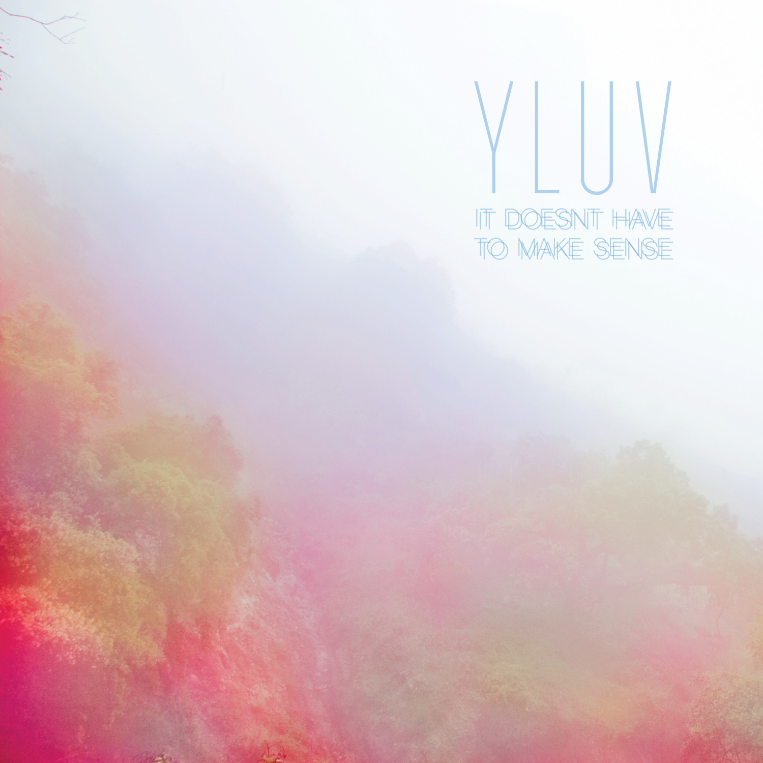 Y Luv - It Doesn't have To Make Sense