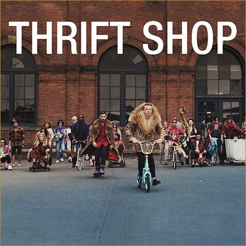 macklemore & ryan lewis   thrift shop feat  wanz (official video)