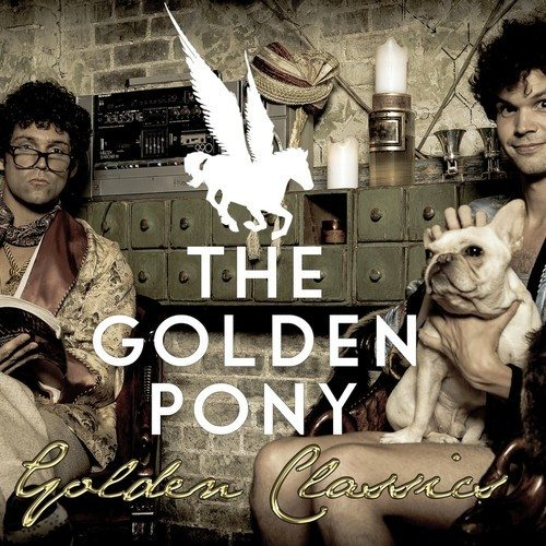 Simon & Garfunkel - The Sound Of Silence (The Golden Pony Remix)