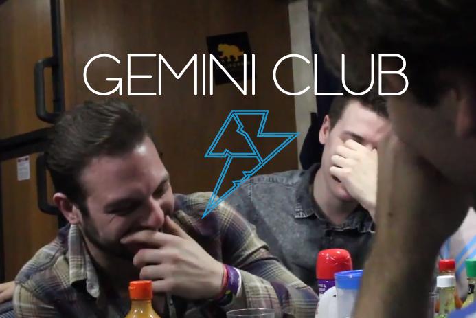 Gemini Club SXSW Interview Tagged
