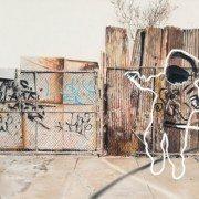 astronaut no3 / 2013 / oil on canvas / 78 x 108
