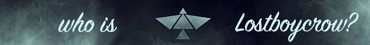Lostboycrow Banner