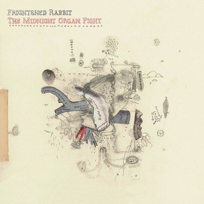 Frightened Rabbit - The Midnight Organ Fight (2008)