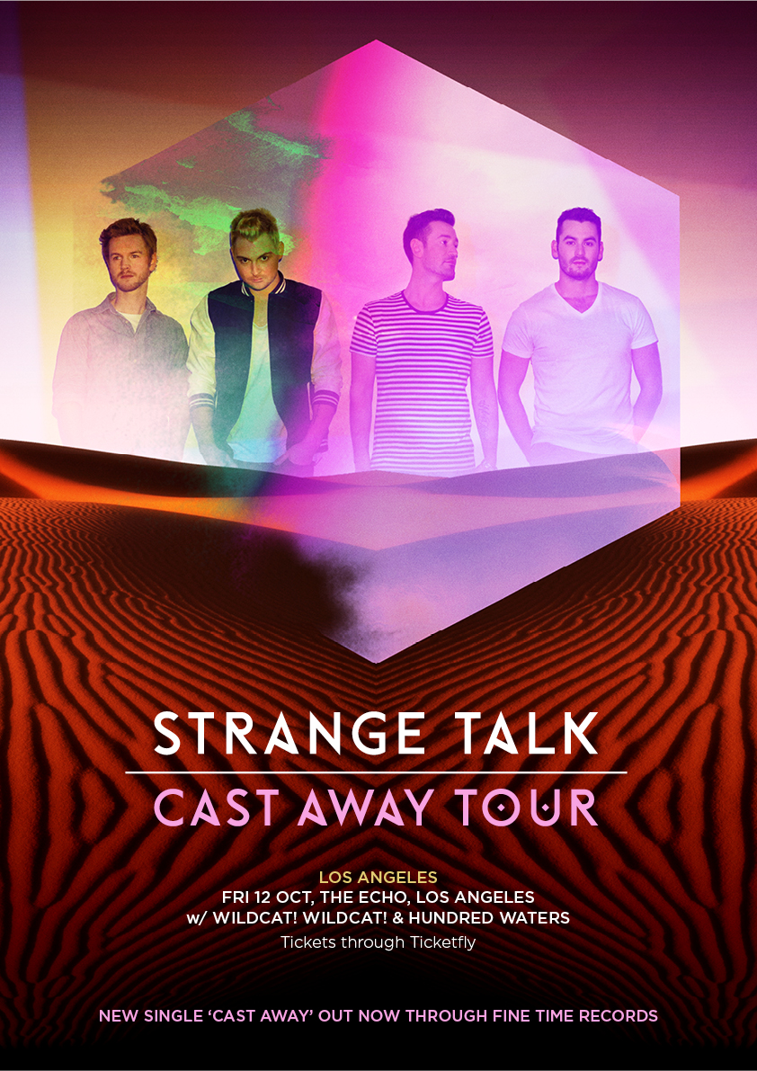 [MP3] Strange Talk