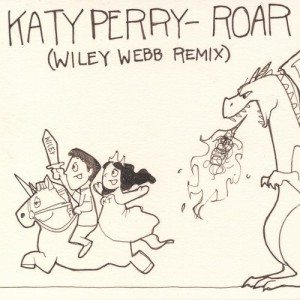 Katy Perry - Roar (Wiley Webb Remix)