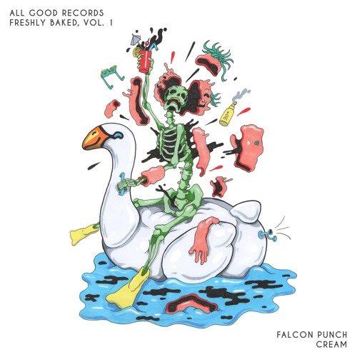 Falcon Punch - Cream